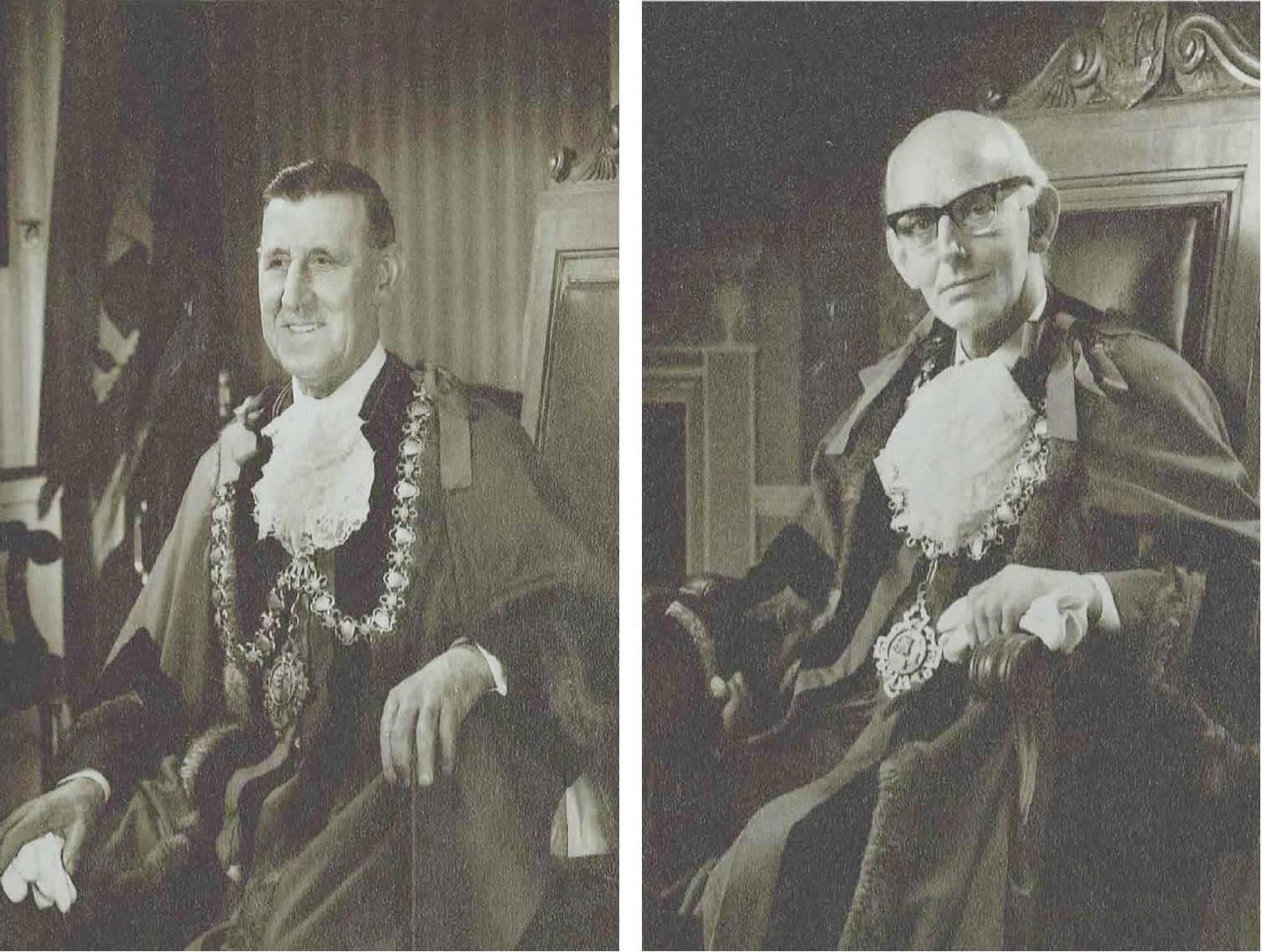 Tenterden Mayors