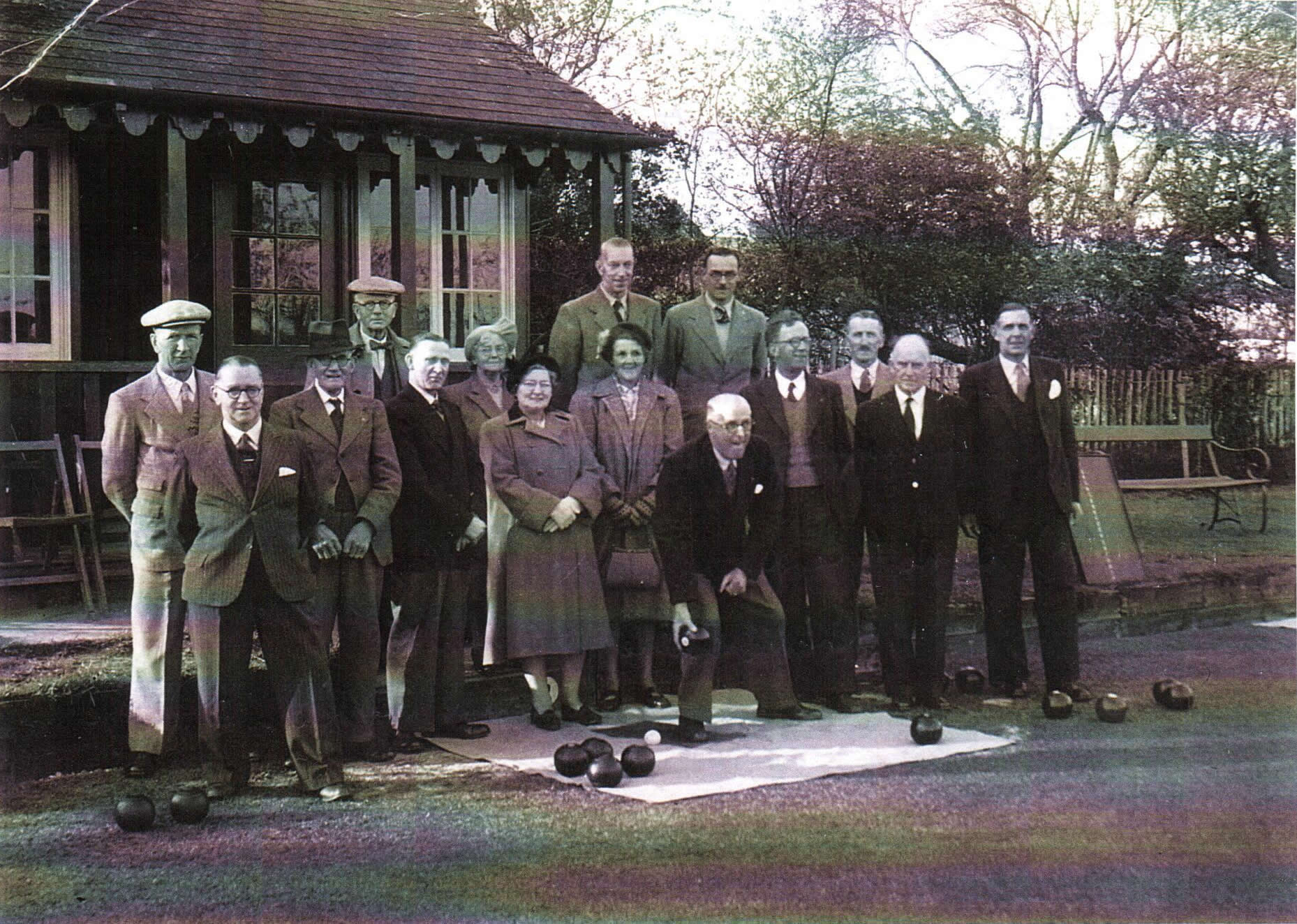 Tenterden Bowls Club Archive Photos