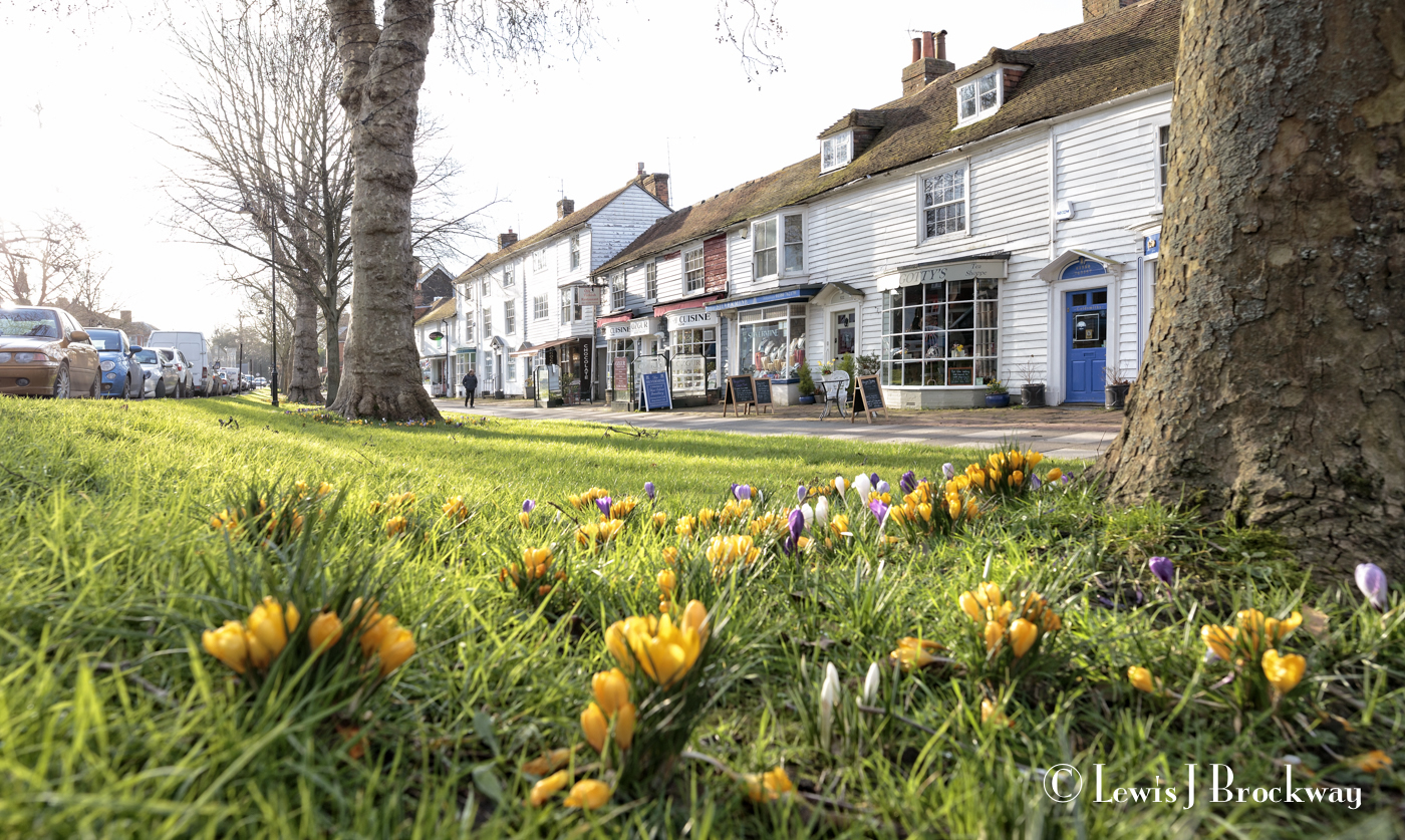 Photo Tenterden Lower High Street