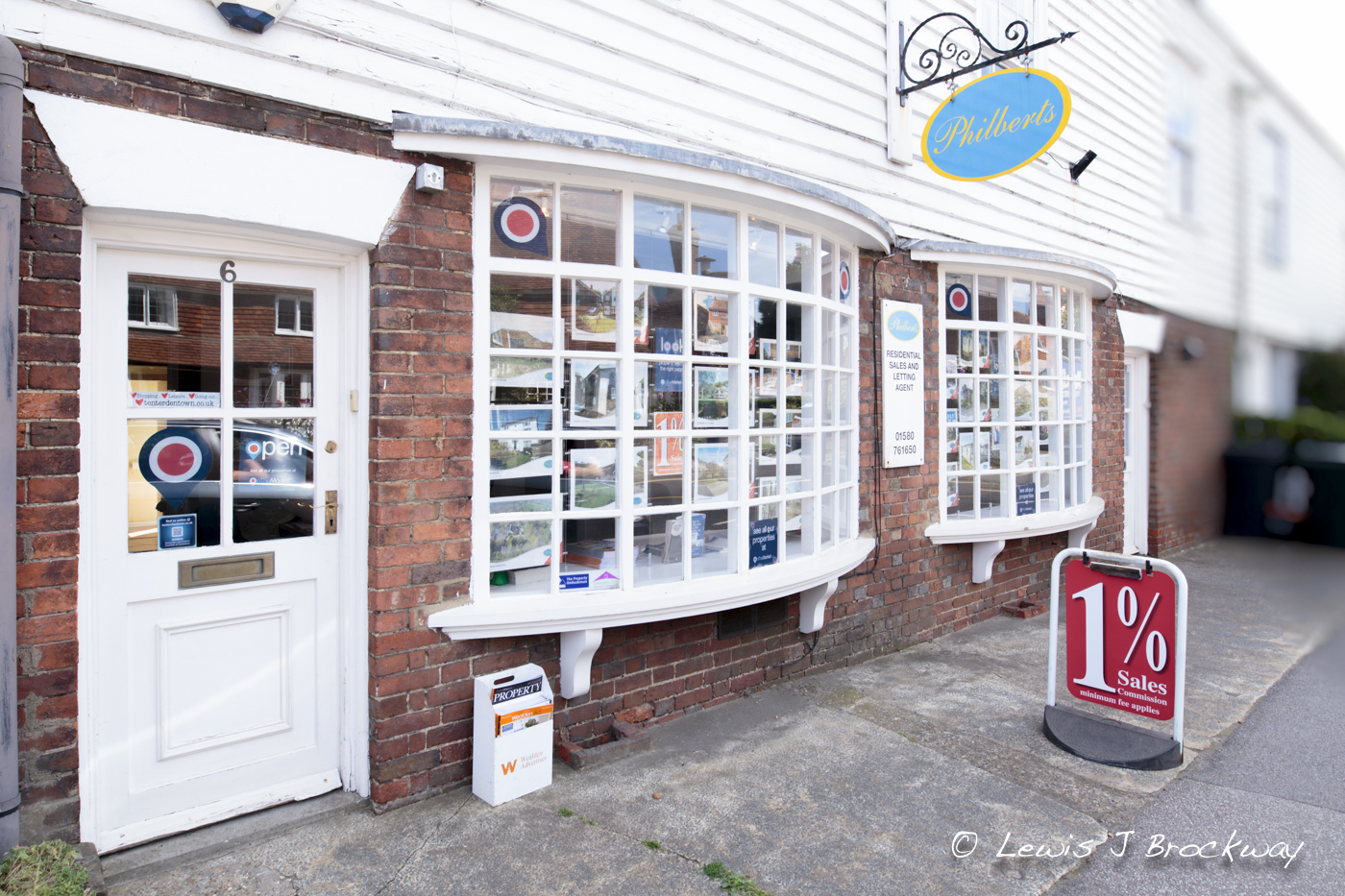 Photos Shops and Businesses in Ashford Road