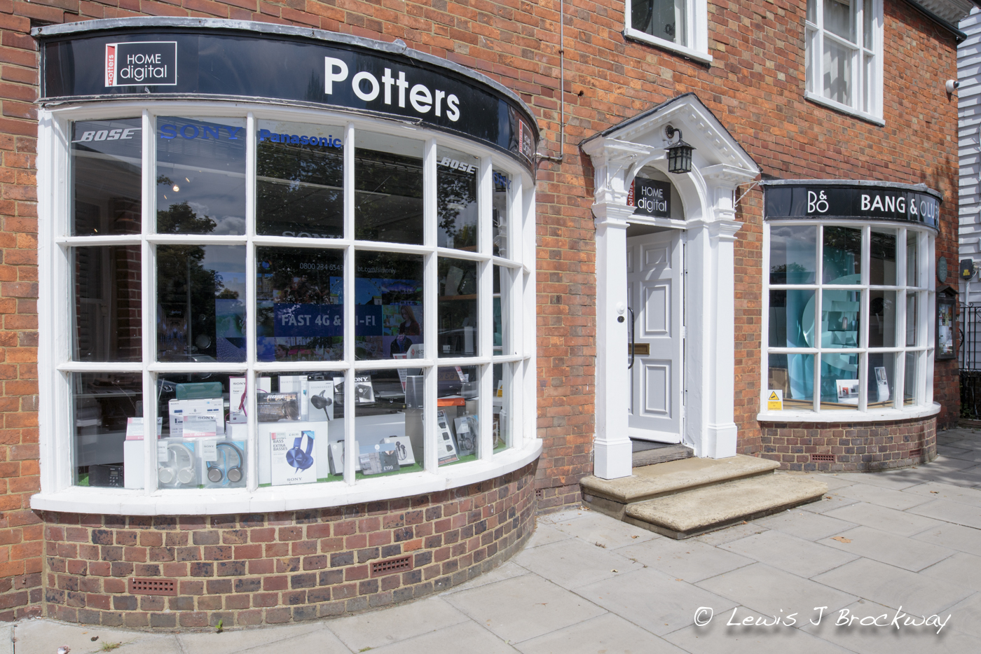 Photos Shops and Businesses in East Cross