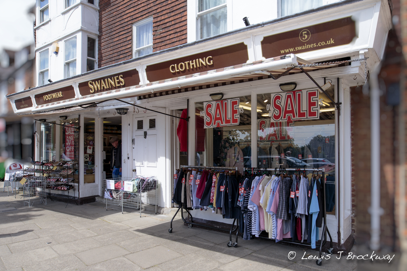 Photos closed Shops and Businesses Tenterden 2017