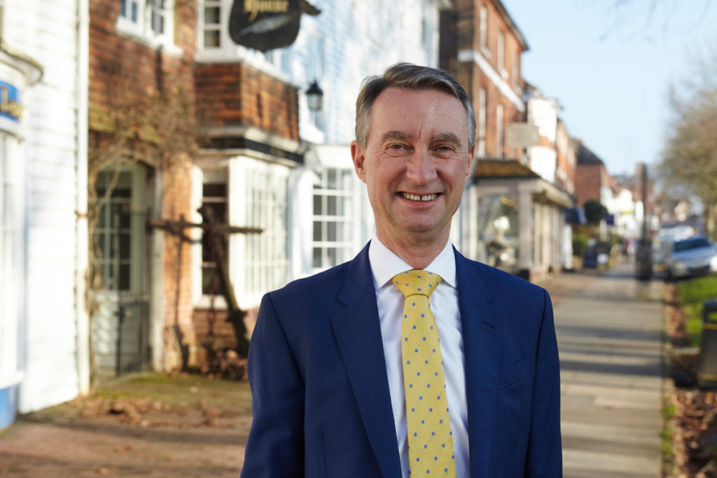 Gary Bodle, Investment Choices Tenterden