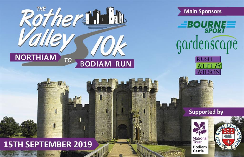 Rother Valley 10k Run