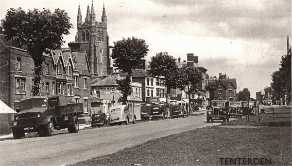 Tenterden Archive - Tenterden High Street - Station Road area