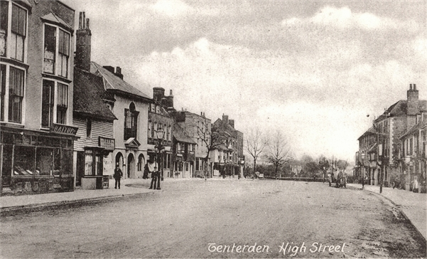 Tenterden Archive - Tenterden High Street central part
