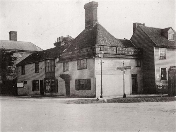 Tenterden Archive - West Cross