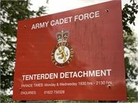 Army Cadet Force - Tenterden