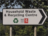 Ashford Household Waste Recycling Centre