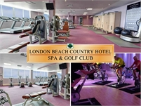 The London Beach Health Club Gym