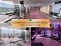The London Beach Health Club Gym