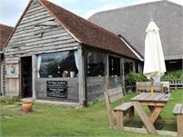 Smallhythe Place Tea Room