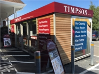 Timpson at Tesco Tenterden