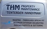 THM Property Maintenance   Tenterden Handyman