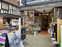 Webbs Ironmongery Stores | Tenterden