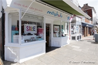 Moshulu shoes Tenterden