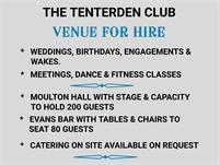 The Tenterden Club   Venue for Hire