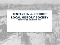 Tenterden and District Local History Society