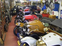 Morgan Motor Museum - CM Booth Collection