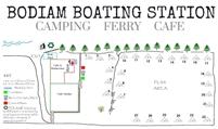 Bodiam Boating Station Campsite