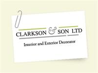 Clarkson & Son Painters & Decorators   Tenterden
