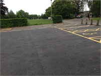 Recreation Ground Car Park Disabled Parking  | Ivy Court