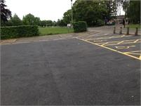Recreation Ground Car Park Disabled Parking    Ivy Court