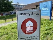 Tenterden Social Hub Charity Shop at EC30