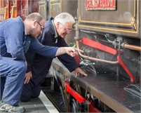Experiences and Tours | Tenterden Steam Railway
