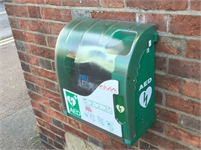 AED Location | The Fat Ox | St Michaels