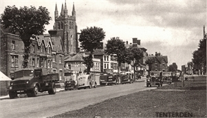 Tenterden Archive - Tenterden High Street - Station Road area