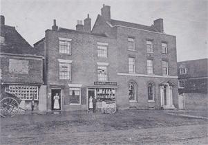Tenterden Archive - Tenterden High Street - East Cross to Town Hall