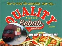 Quality Kebab Street Food Van