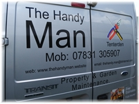 The Handyman Tenterden | Martin Mowl