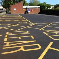 Recreation Ground Road Car Park - Ivy Court parking