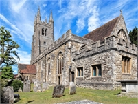 St Mildreds Church Tenterden