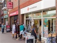 British Red Cross Charity Shop
