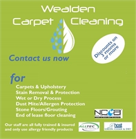 Wealden Carpet Cleaning