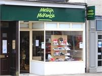 Mostyn McKenzie shoe shop