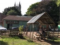 The Woolpack Barn