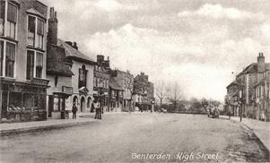 Tenterden Archive - Tenterden High Street central part