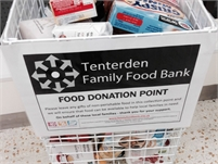 Tenterden Family Food Bank