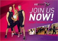 """""""Strictly"""" FitSteps   new exercise class in Tenterden based on your favourite Strictly dances"""