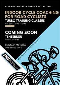 PB Cycle Coaching with Paul Butler