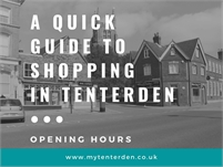 Helping in Tenterden   Covid-19 Help
