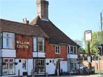 The William Caxton   Tenterden