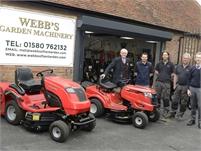 Webbs of Tenterden Garden Machinery