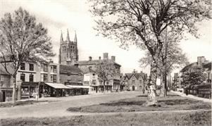 Tenterden Archive - Tenterden High Street - White Lion Hotel area