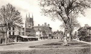 Tenterden Archive - Tenterden High Street - White Lion Hotel area