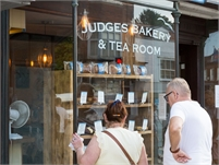 Judges Bakery & Tea Shop Tenterden